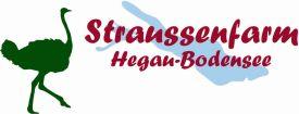 Logo Straussenfarm Hegau-Bodensee GbR