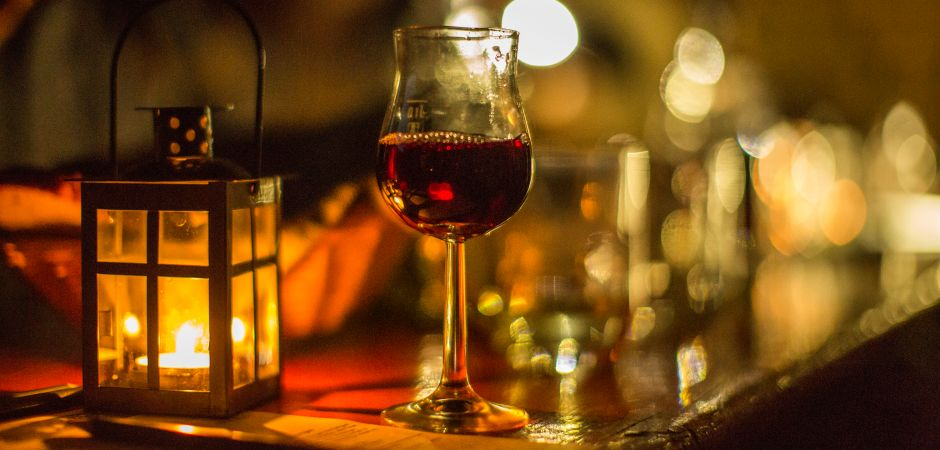 Rottmar-Weinglas