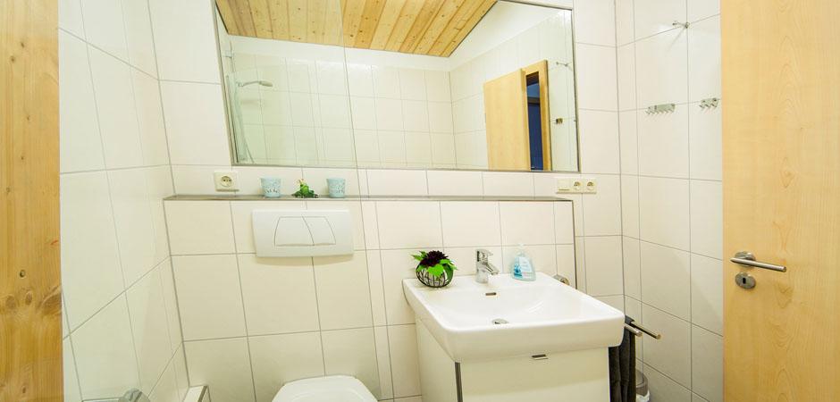 Sonnhof-Ferienwohnung-Badezimmer