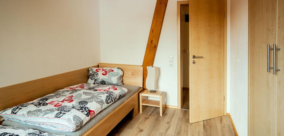 Sonnhof-Ferienwohnung-Schlafzimmer