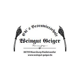Logo Weingut Geiger