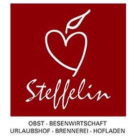 Logo Ferienhof und Obsthof Steffelin