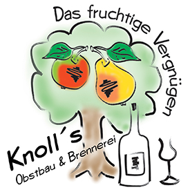 Logo Obstbau und Brennerei Knoll