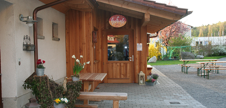 Hofcafe und Hofladen Vogler