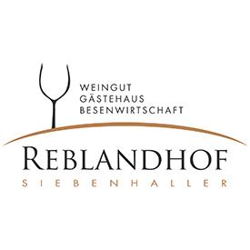 Logo Reblandhof Siebenhaller