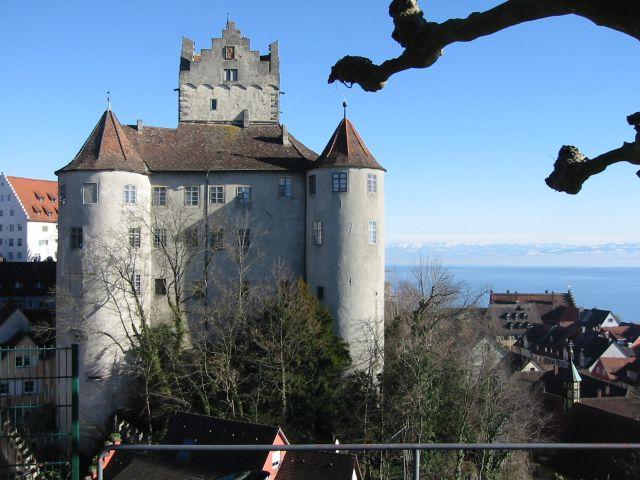 Meersburg,Alte Burg