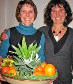 Inge und Regina