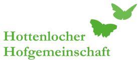 Logo Hottenlocherhof Hofgemeinschaft GbR
